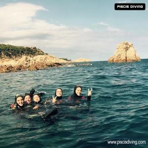 Bucear-Cursos de buceo Piscis Diving